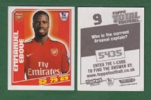 Arsenal Emmanuel Eboue Ivory Coast 9